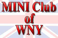 MINI Cooper Club of Western New York.
